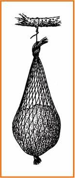 кормушка сетка для рыбалки своими руками